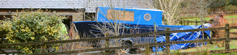 Narrow boat for sale 'dayboat'