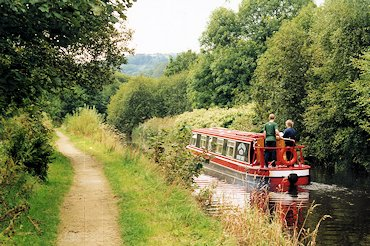Huddersfield Narrow Canal Holidays Huddersfield Boat