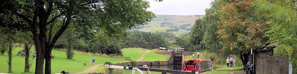 Diggle on the South Pennine Ring